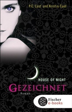 House of Night Gezeichnet