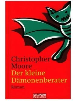 """""""Der kleine Dämonenberater"""" von Christopher Moore"""