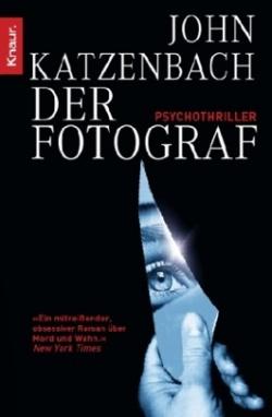"""""""Der Fotograf""""  von John Katzenbach"""