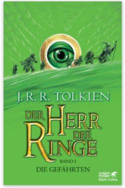 """""""Herr der Ringe – Band 1: Die Gefährten"""" von J. R. R. Tolkien"""