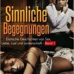 """""""Sinnliche Begegnungen: Erotische Geschichten von Sex, Liebe, Lust und Leidenschaft"""" von Valerie le Fiery"""