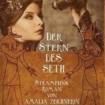 Der Stern des Seth – ein Steampunk Abenteuer Roman