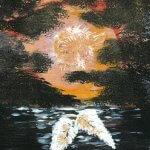 """""""Mitternachtssonne"""" von Christian-Lothar Ludwig"""