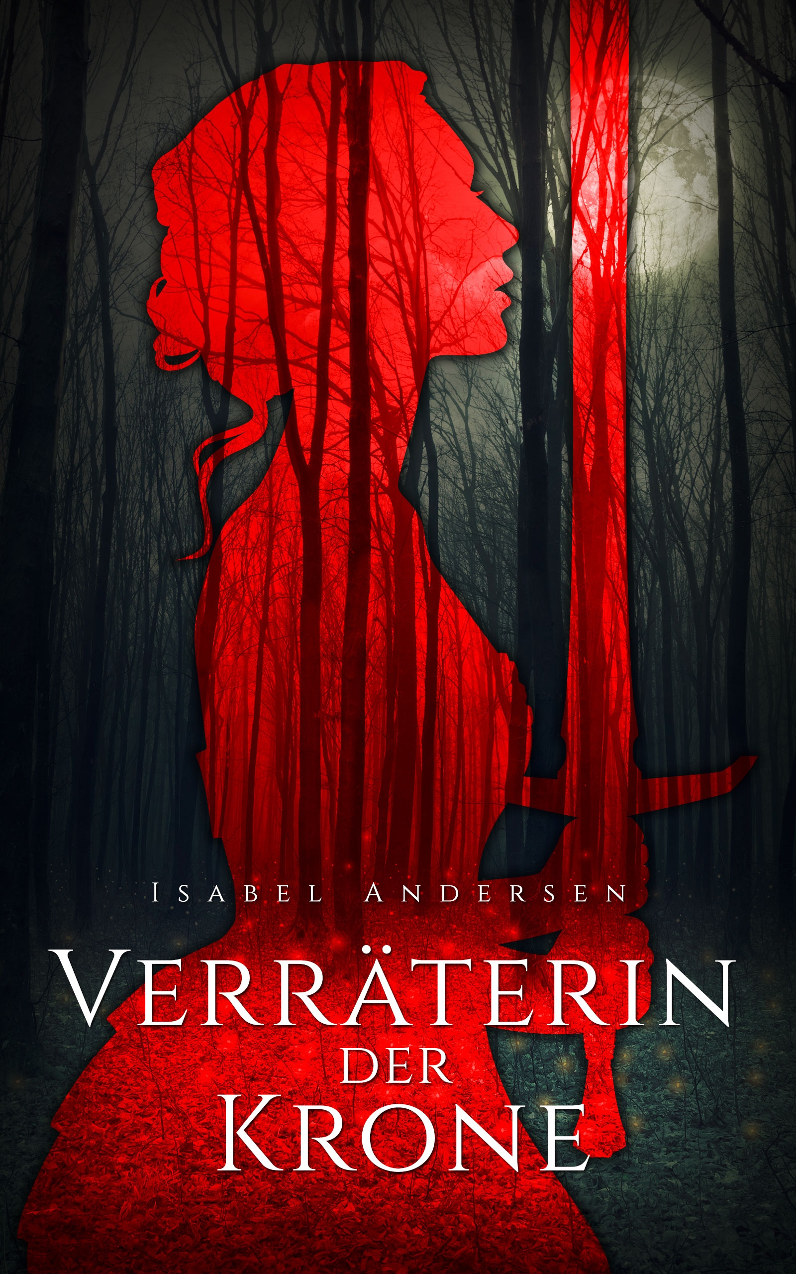 """""""Verräterin der Krone"""" von Isabel Andersen"""