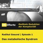 """""""Das metabolische Syndrom: Körperliche Aktivität als Medikament, Grundlagen und Empfehlungen für Patienten und Angehörige"""" von Dr. Dennis A. Effertz"""