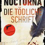 """""""NOCTURNA Die tödliche Schrift"""" von Silke Nowak"""