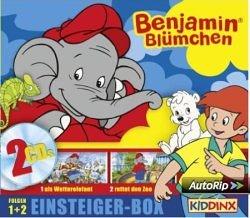 Benjamin Blümchen Einsteiger-Box