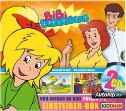 Bibi Blocksberg Einsteiger Box