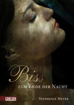"""""""Bis(s) zum Ende der Nacht"""" von Stephenie Meyer"""