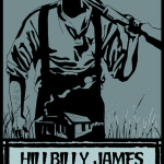 """Hillbilly James Monsterjäger"" von Sascha Schlüter"