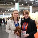Interview mit Sandy Seeber auf der Leipziger Buchmesse