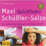 Günther H. Heepen- Maxi- Quickfinder Schüßler- Salze
