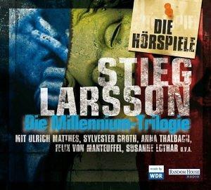 Stieg Larsson - Die Millennium-Trilogie