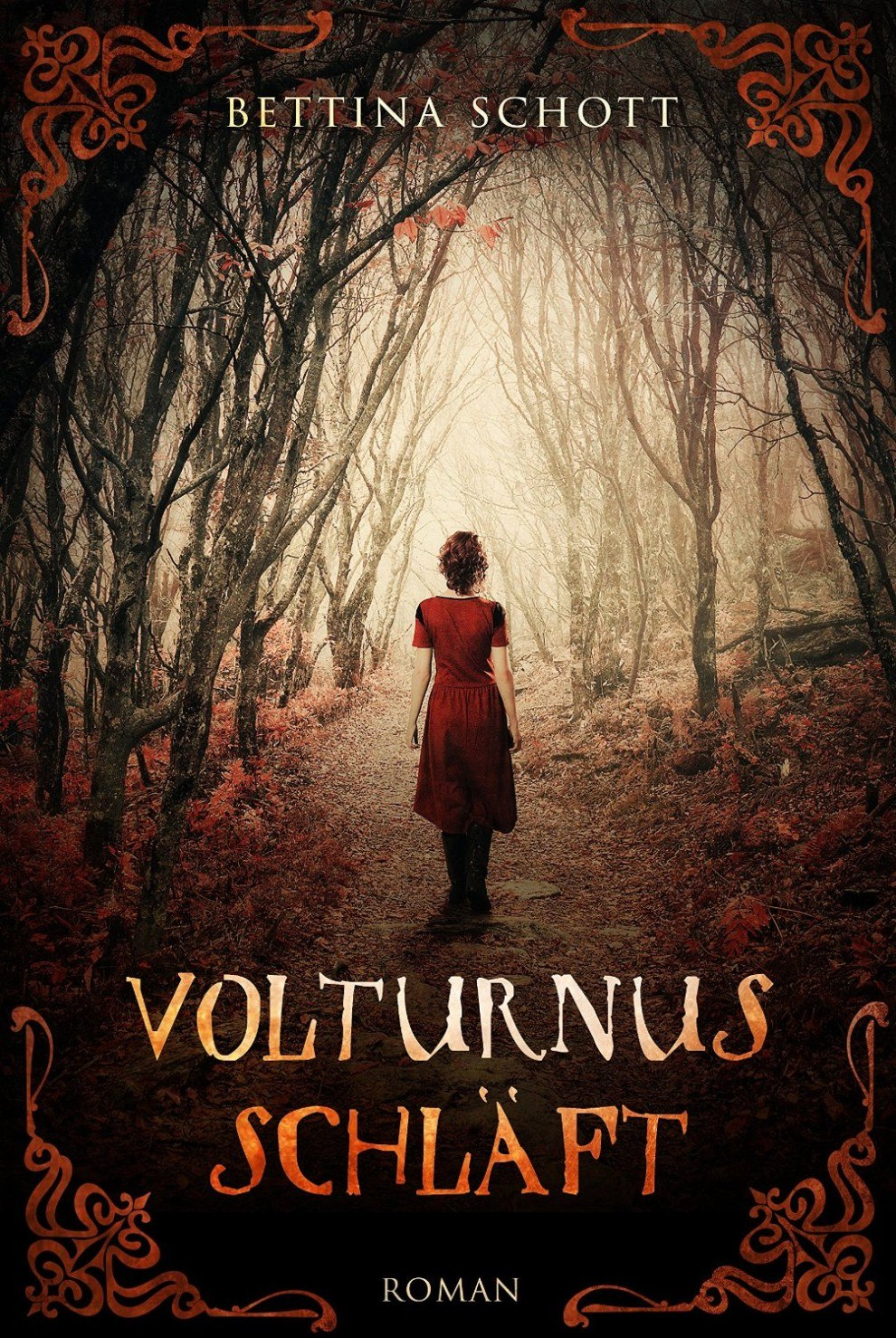 """""""Volturnus schläft"""" von Bettina Schott"""